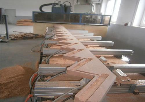 Usługi CNC dla stolarzy