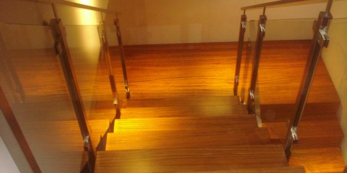 Schody dywanowe – realizacja 1