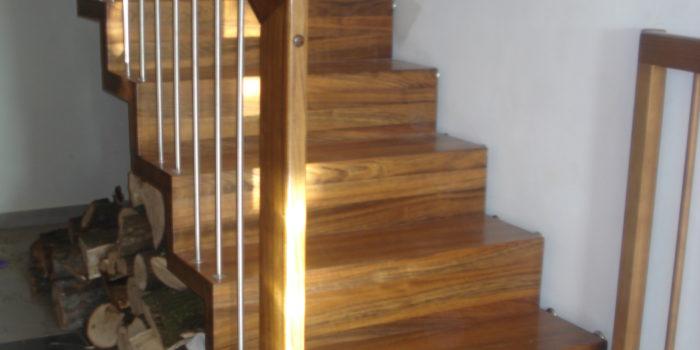 Schody dywanowe – realizacja 2